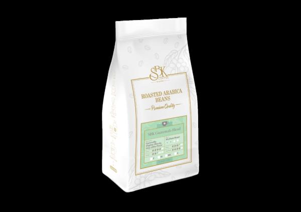 03. SBK Roasted Arabica Coffee Beans SBK GUATEMALA BLEND SBK 危地马拉混合 阿拉比卡炭烧咖啡豆 500g