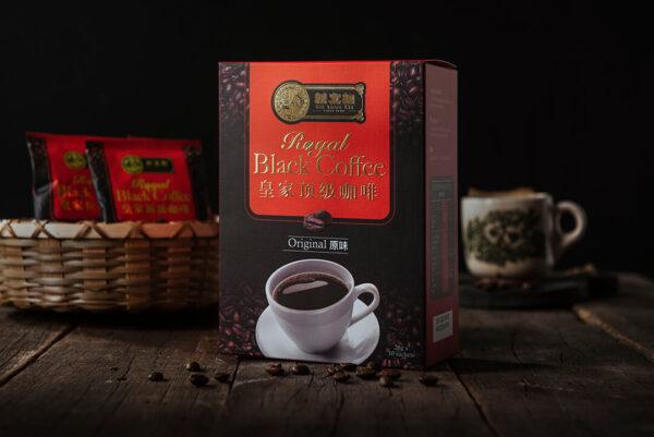 Royal Black Coffee (Original) 皇家顶级咖啡 (原味) 02